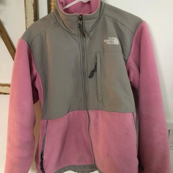 9857628b7 The North Face Women's Pink Denali Jacket medium